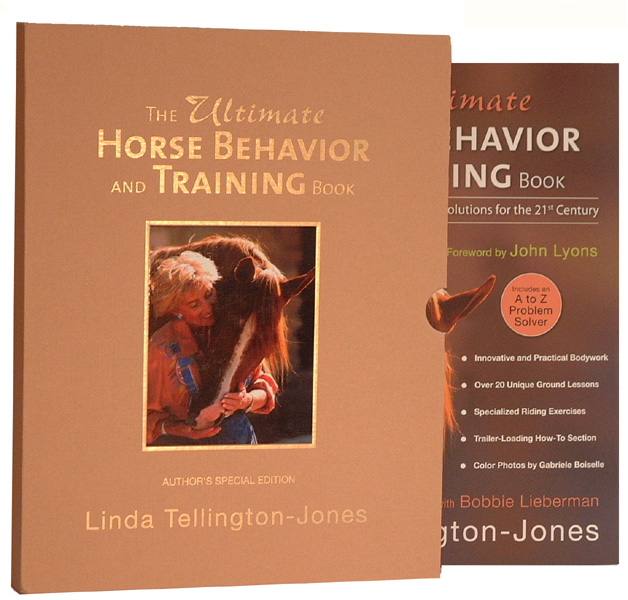 The Ultimate Horse Training and Behavior Book - Limited Edition