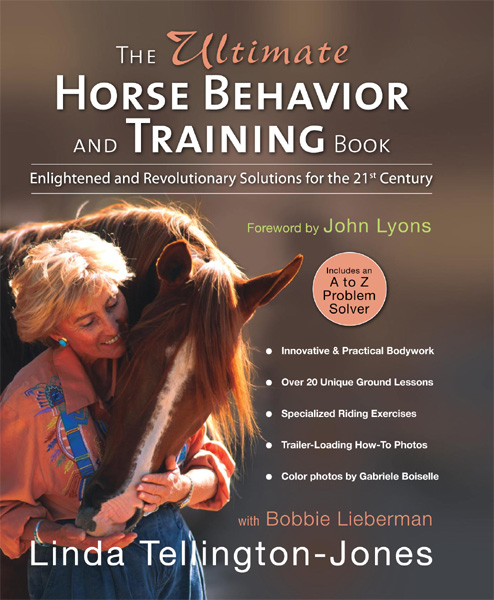 The Ultimate Horse Training and Behavior Book and a DVD
