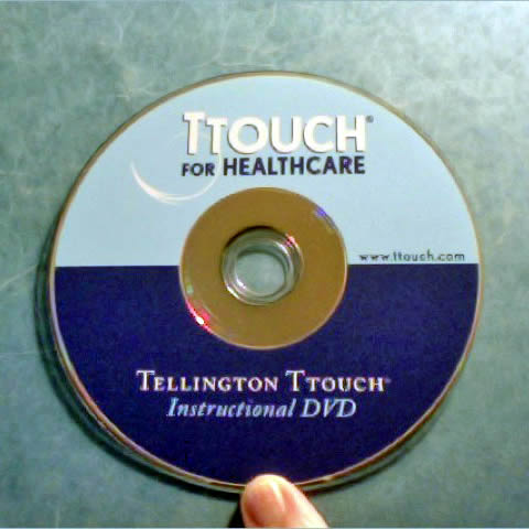 TTouch for Healthcare - a Tellington TTouch Instructional DVD