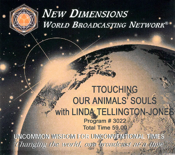 Touching Our Animal's Souls Audio CD