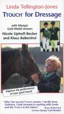 TTouch®  for Dressage Horses DVD